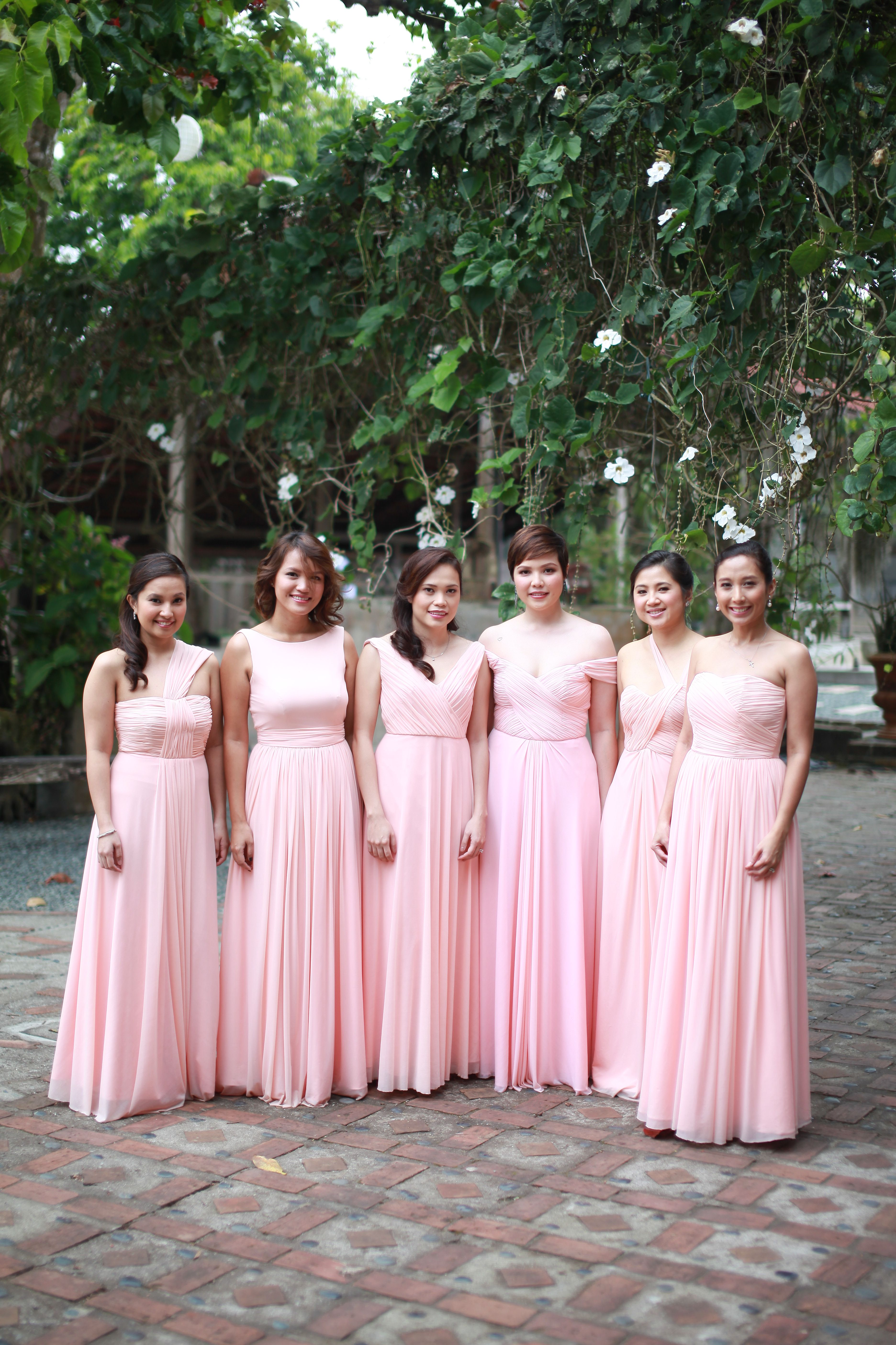 Flowy and Drapes | Wedding Gowns & Entourage Gowns | Pinterest ...