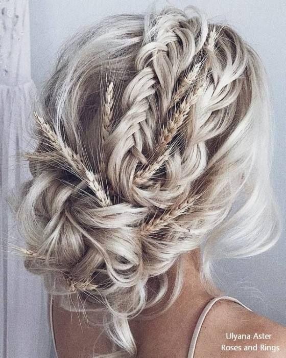 Frisuren Zur Hochzeit - Brautkleider - Hochzeitsfrisuren - Inneneinrichtungen - Diamantmodelle