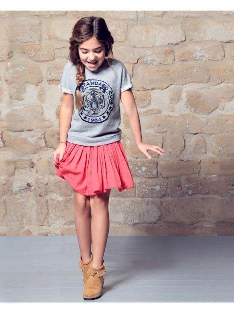 Souvent Bel Jeune Fille | Magazine de mode, Jeune fille et Mode enfant GI26
