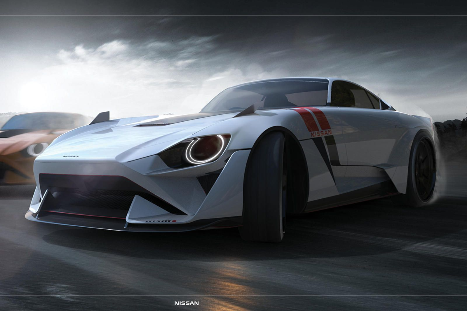 We Hope The New Nissan Z Car Will Look This Good In 2020 Nissan Z Nissan Z Cars New Nissan Z