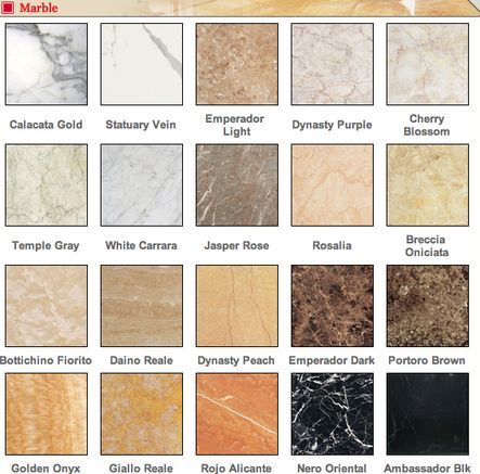 Image Result For Marble Samples