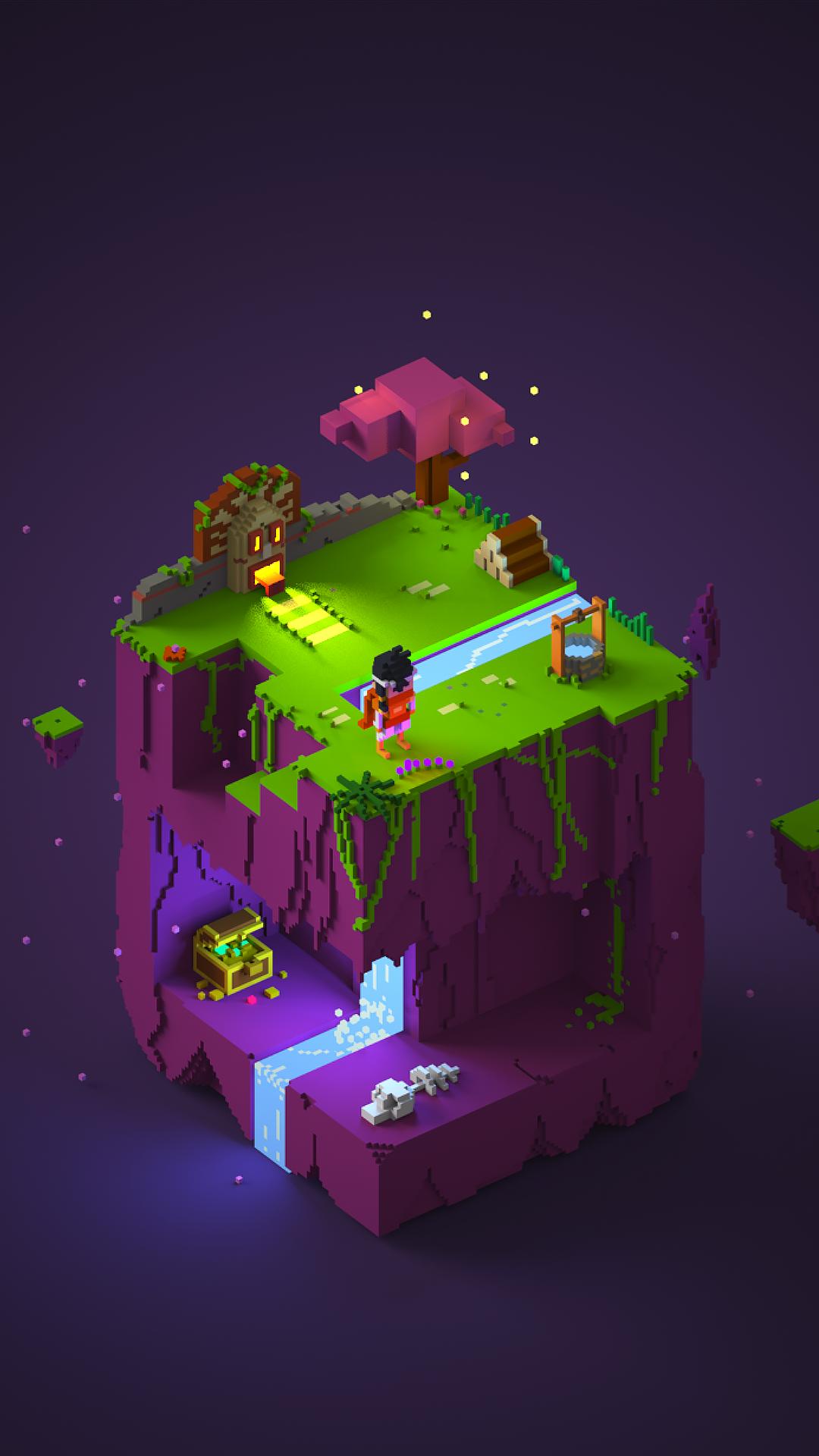 Vikiiing   Pixels in 2019   Isometric art, 3d pixel, Game art