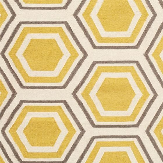Grey And Yellow Rug | Rug Talk   Yellow, Gray, And White | Simply