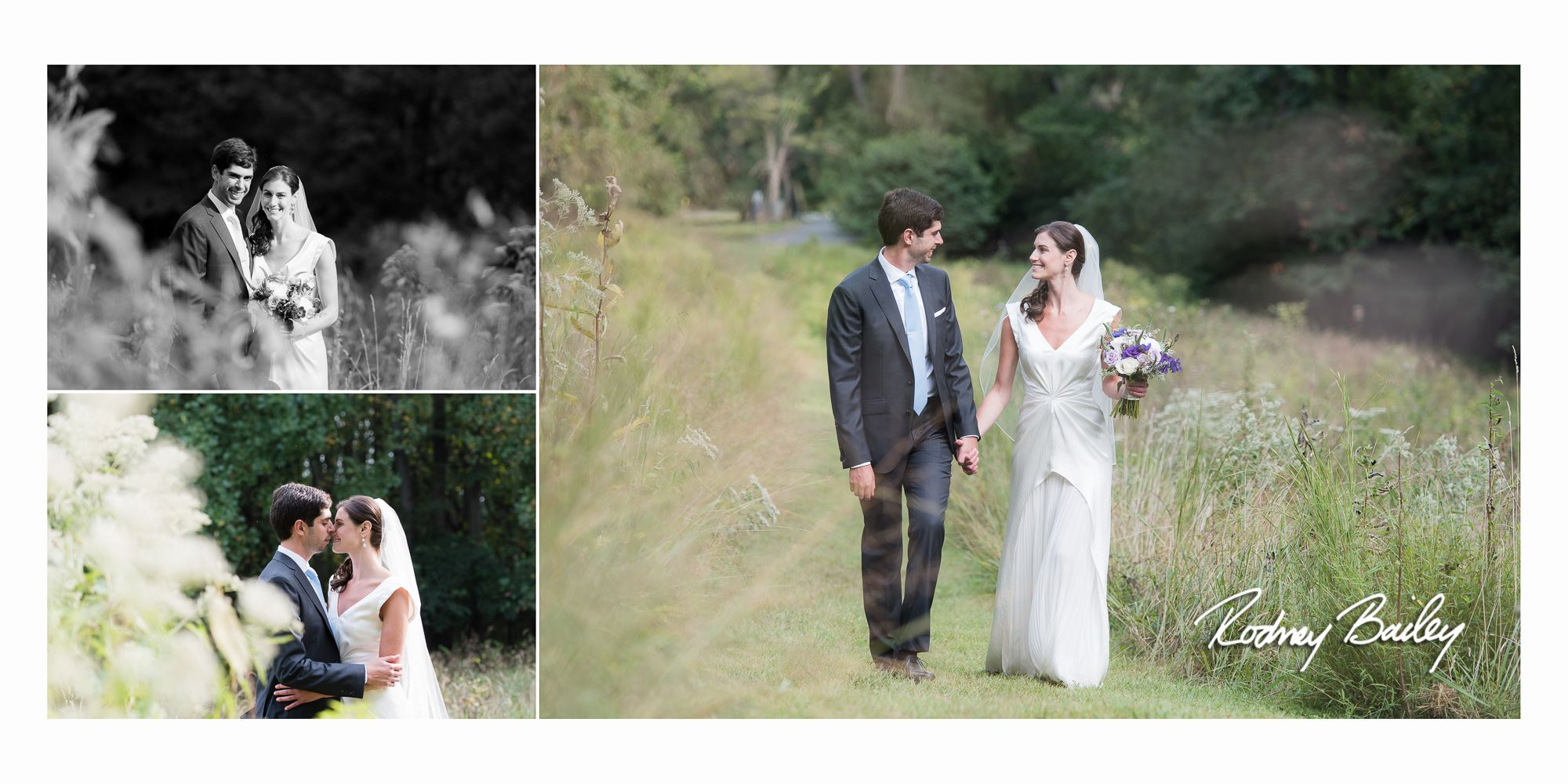 Woodend Sanctuary wedding Audubon Naturalist