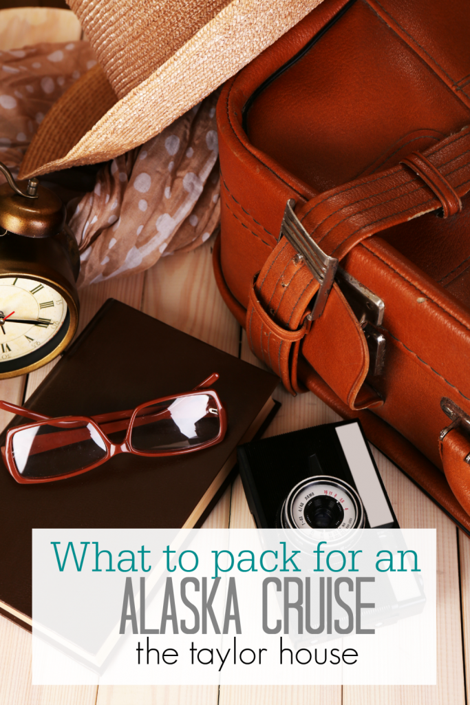 What you need to pack for an Alaska Cruise! Great tips and ideas for traveling to Alaska!