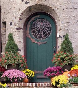 Doors & Stained Glass Window Spider Web | Architecture | Pinterest | Best ... Pezcame.Com