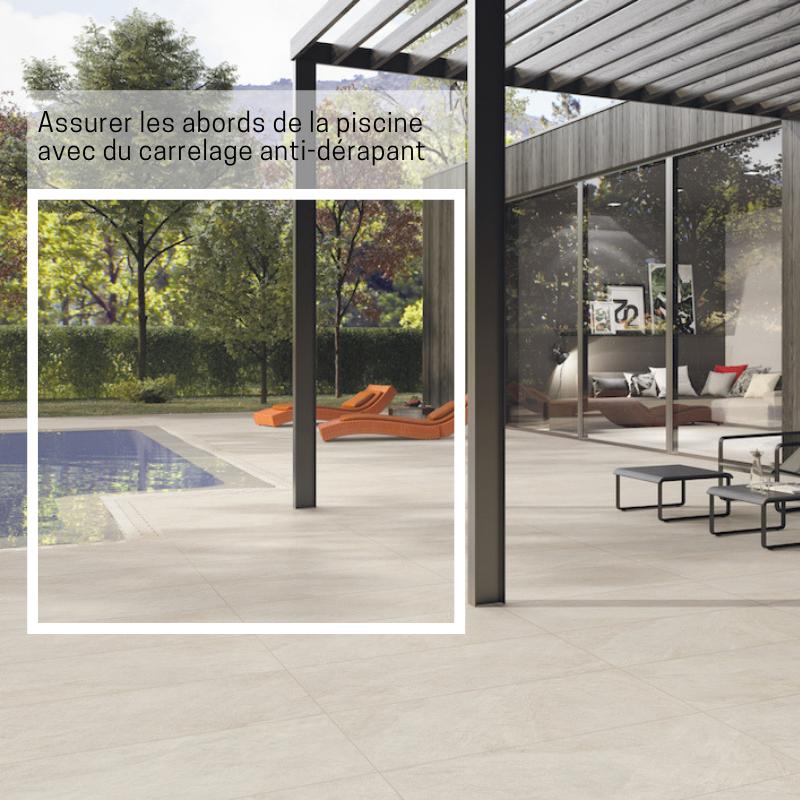 Carrelage Exterieur Pour Terrasse Et Piscine En 2020 Carrelage