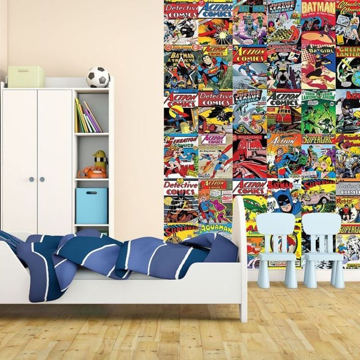 Merveilleux Best Dc Comics Bedroom Decor Images   New Home Design 2018   Catadoption.us