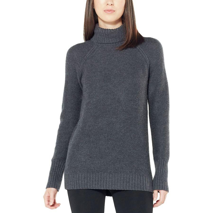 664a4982c4d Icebreaker - Waypoint Roll Neck Sweater - Women's | Women's Style ...