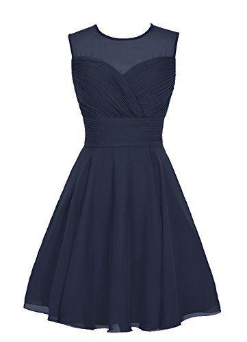 Cocktailkleid/festliches Kleid - dunkelblau | Clothes, Grunge and Indie