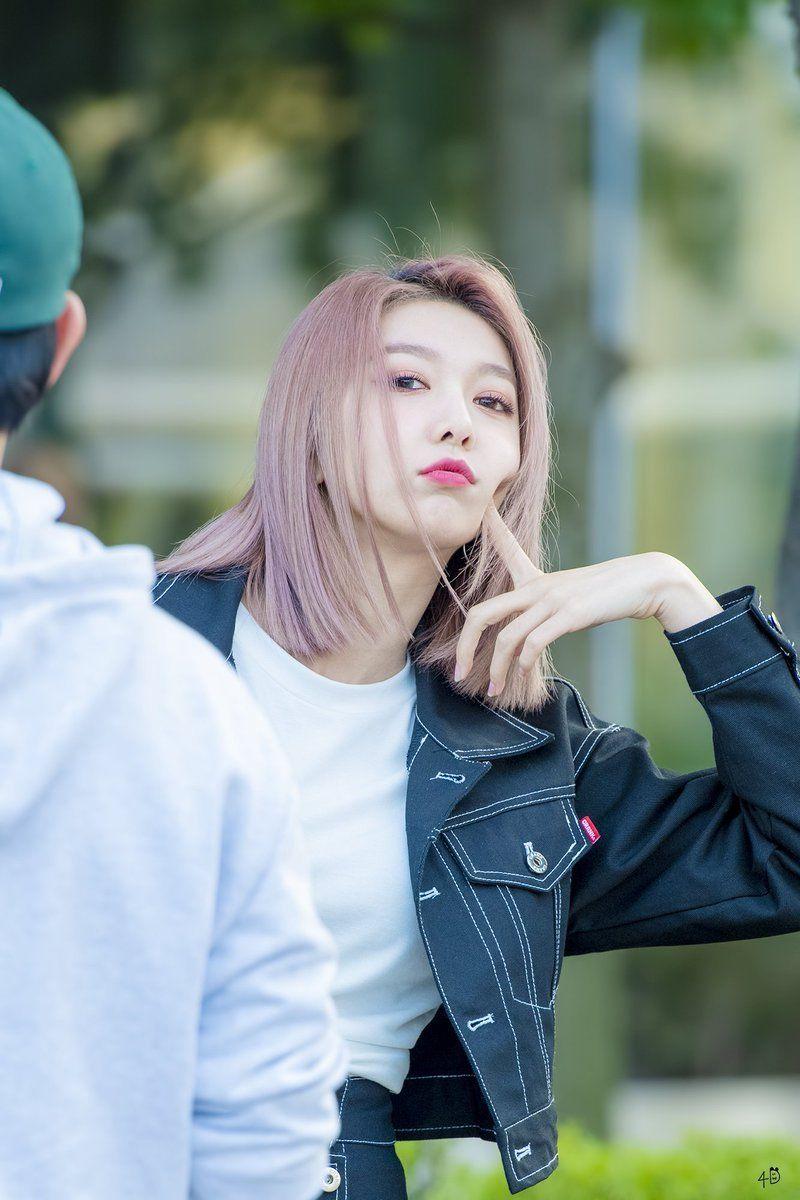 181016 The Show Mini Fanmeeting C 4d For Dami Do Not Edit Dream Catcher Kpop Girls Park Jimin Cute