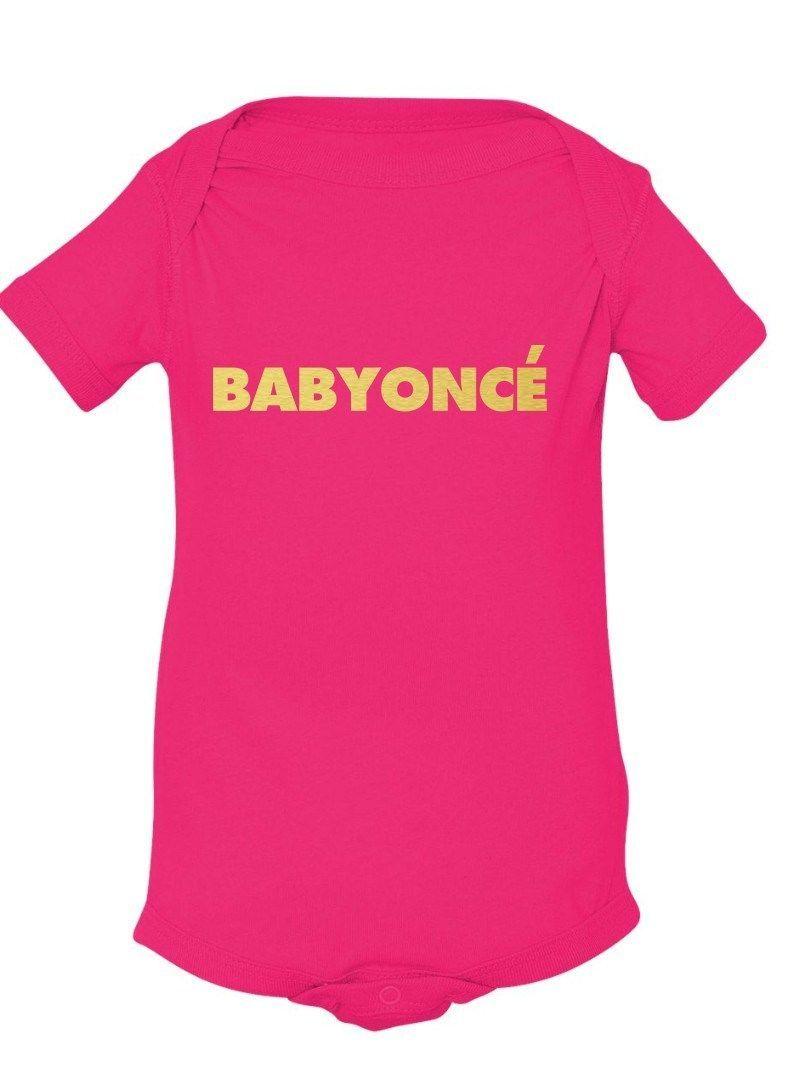 Babyonce Infant One Piece Bodysuit