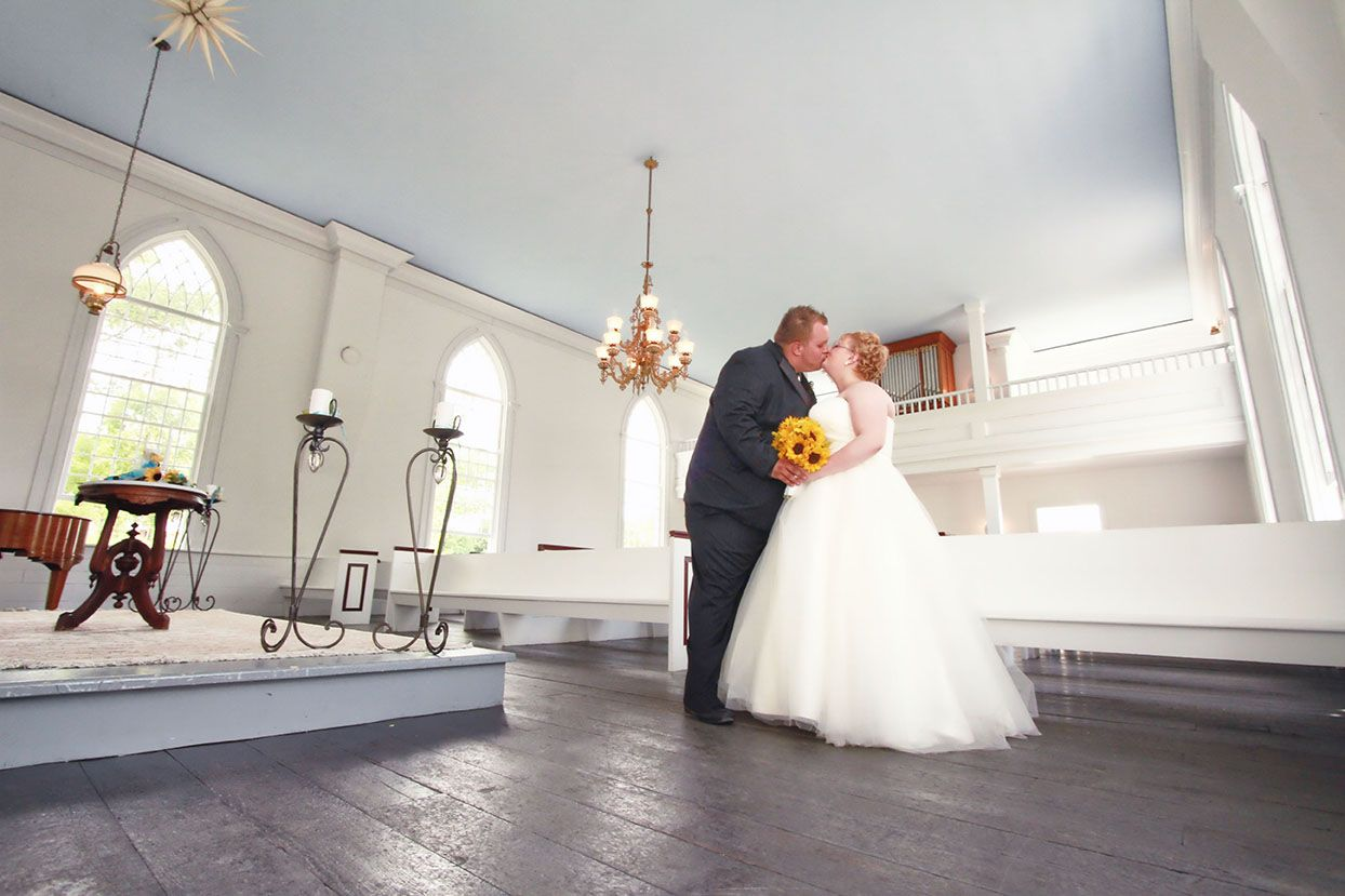 Ben Alisha Heritage Hill Wedding
