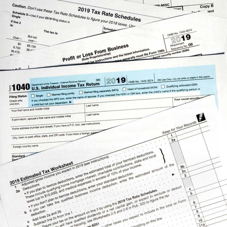 42++ Irs 2019 qualified dividends and capital gain tax worksheet Info