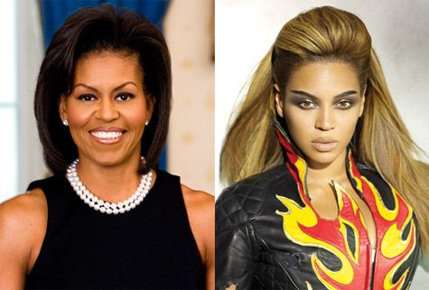 Beyoncé shared her admiration for the first lady Michelle Obama in - admiration letter