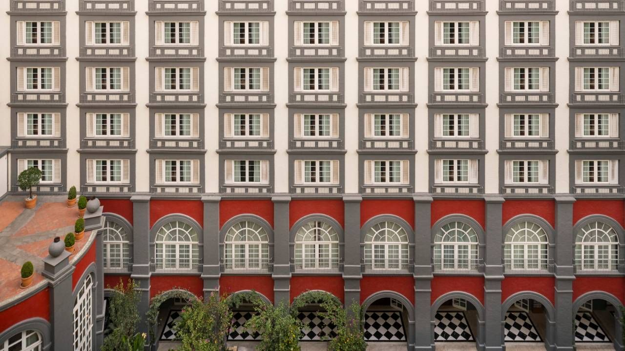 Mexico City Luxury Hotel Photos Videos Four Seasons Mexico