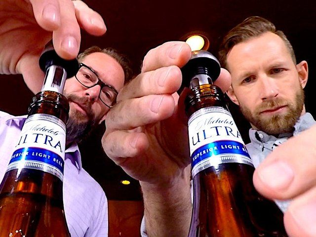 If the cold weather has you hot under the collar, you need to kick back with a cold one. Bradley Hasemeyer and bar master Brian Goodwin have three cool gadgets and hacks that will help keep your drinks chill this winter.