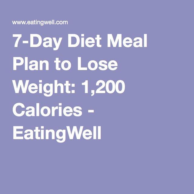 7 day vegetarian weight loss plan