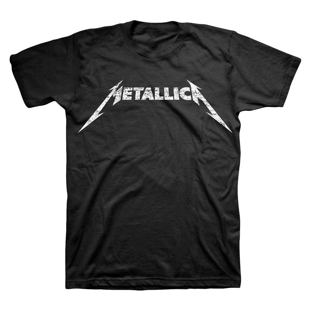 8ce30e4e697 Men s Big   Tall Metallica T-Shirt Black - XL Tall