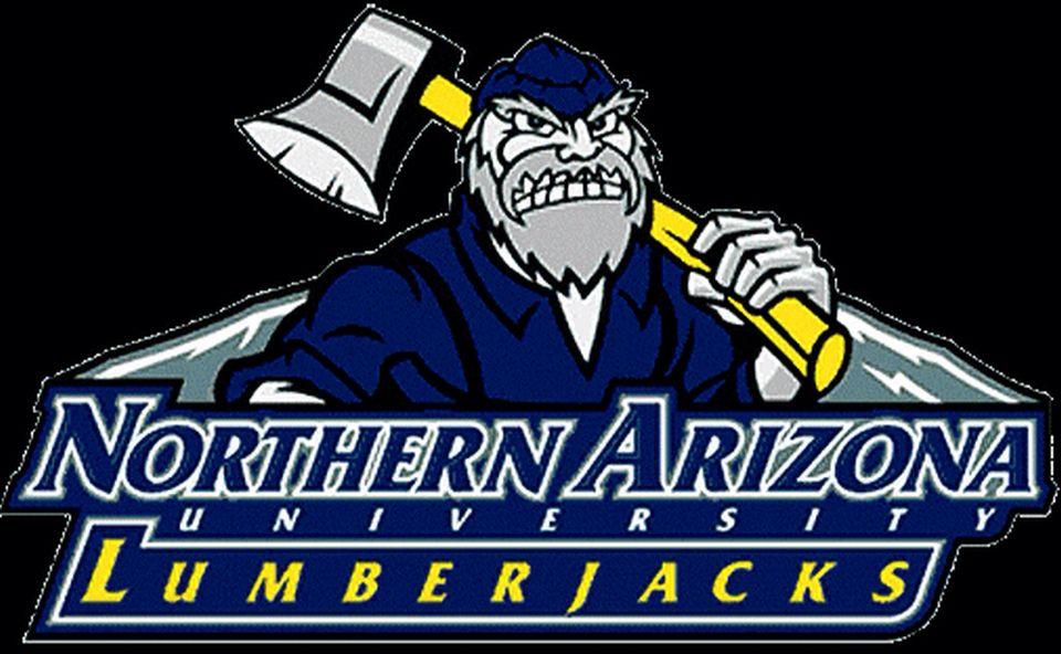 Northern Arizona University Lumberjacks With Images Northern