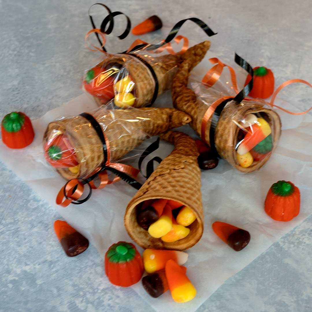 Cornucopia Halloween Treats Recipe Halloween treats