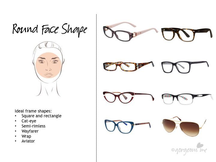 Eyeglass Frames Per Face Shape : angular sunglasses round face - Penelusuran Google ...