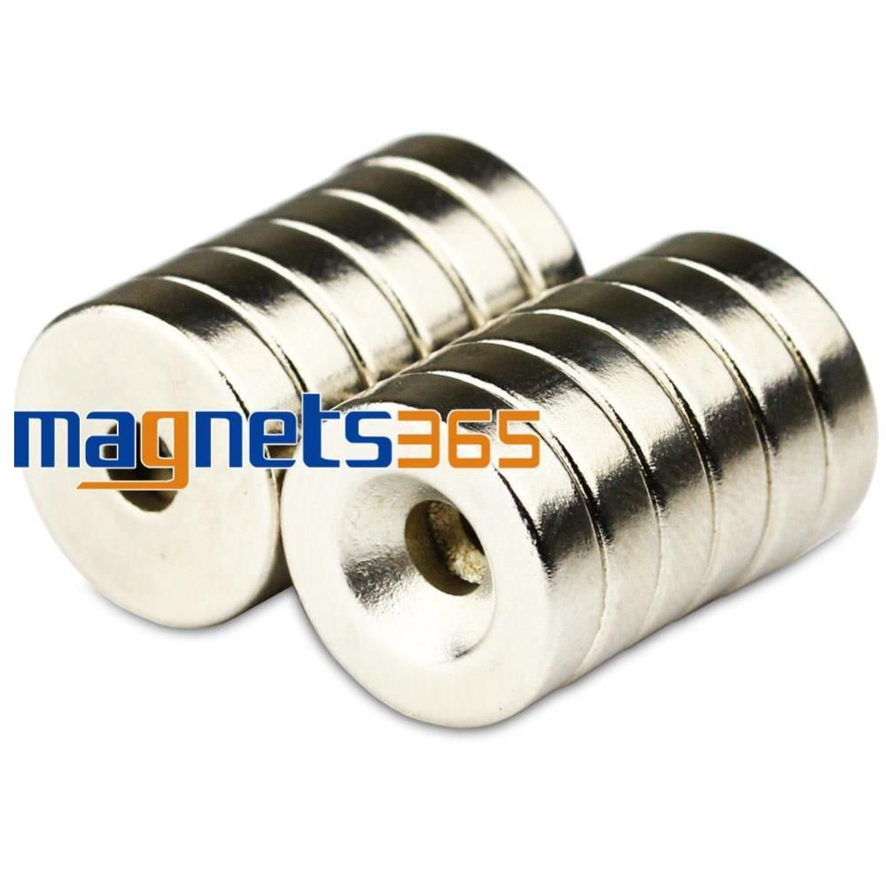 10pcs 12 x 4 mm N50 Strong Small Round Disc Rare Earth Neodymium Magnets
