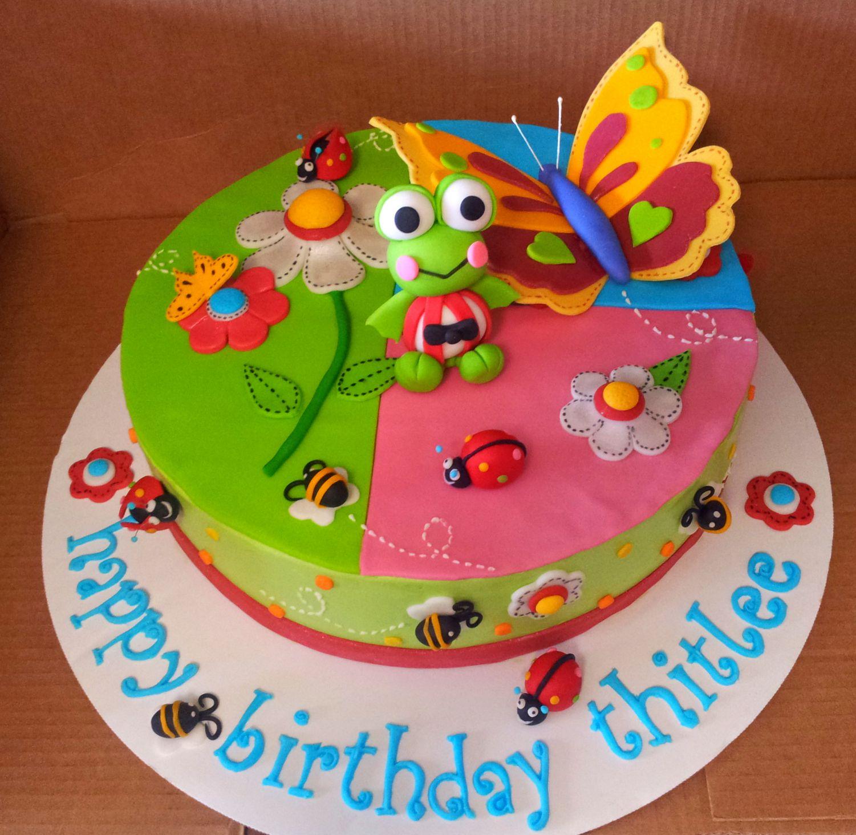 Butterfly cake Butterfly cakes, Frog cakes, Butterfly