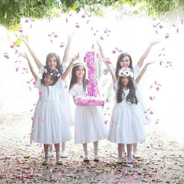 Pin By Sabaa Thanks On خمسة اضواء Flower Girl Dresses Flower Girl Girl