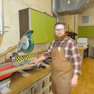 ​A wood shop teacher shares the skills and advice that transcend...