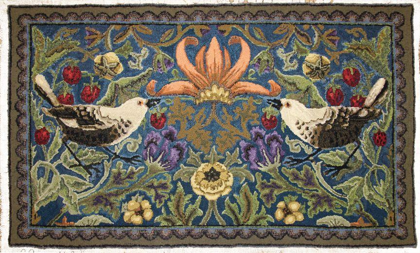 William Morris Encomping Designs