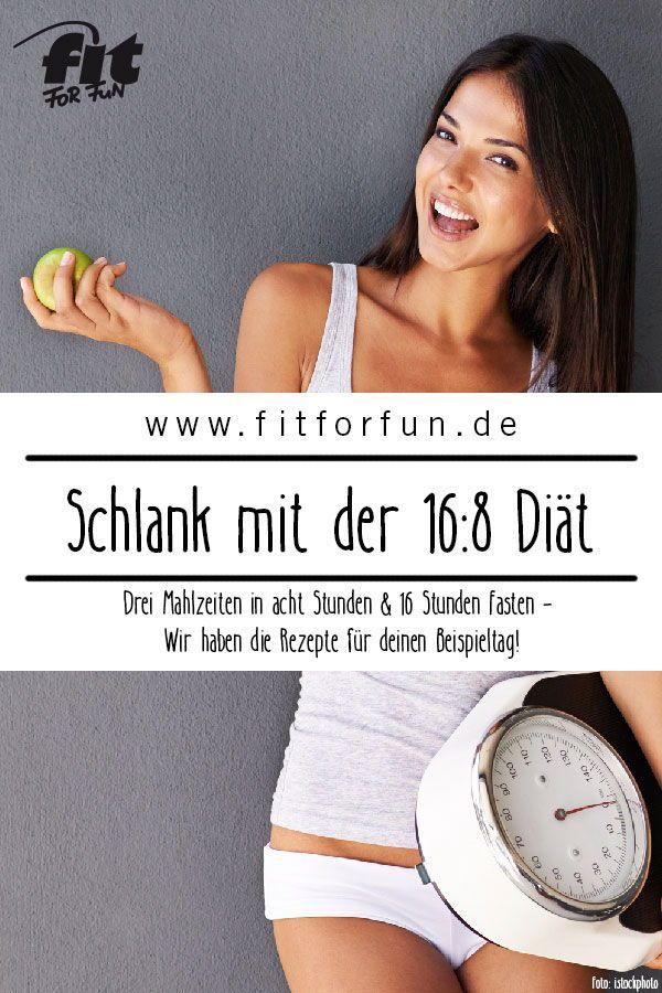 16 8 Diat 8 Stunden Essen 16 Stunden Fasten Abnehmen 16