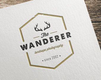 Rustic Logo Typography DesignFood