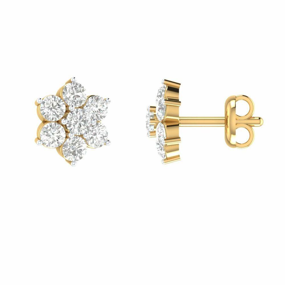 Tiffany Co Fancy Pink Diamond Flower Earrings Fancy Pink Diamond Pink Diamond Tiffany Earrings