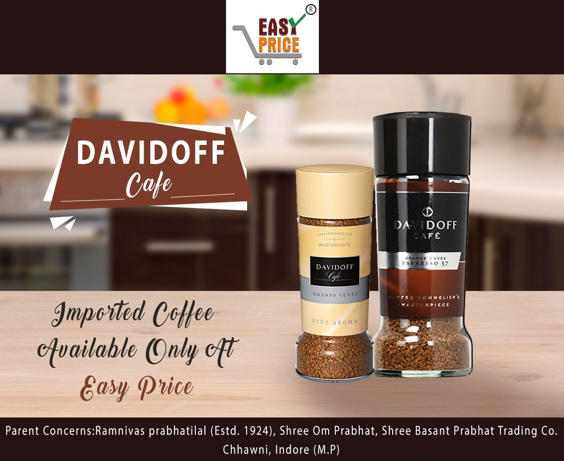 Davidoff fine aroma is the choice for superior quality and