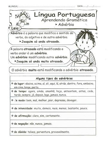 Adverbios Gramatica Ling Portug 2 Jpg 362 512 Adverbio