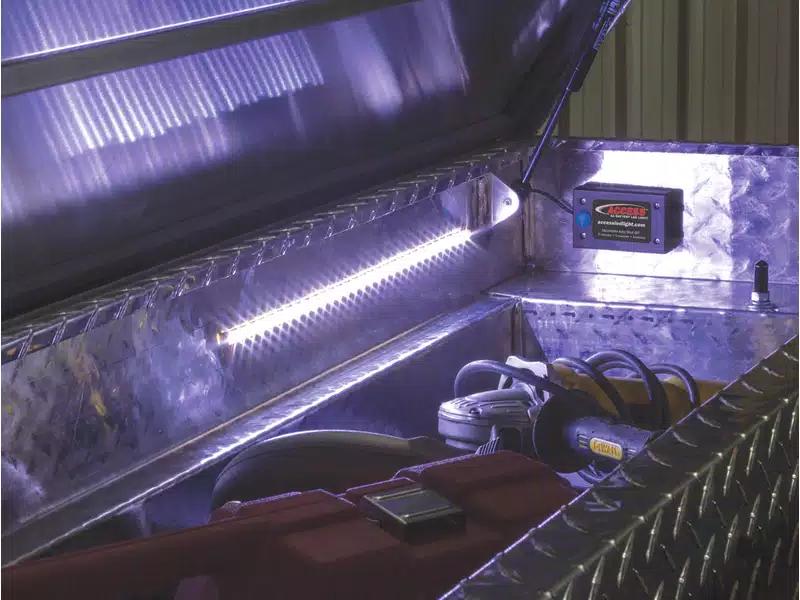 Access Battery Powered Truck Bed LED Light Strip Truck