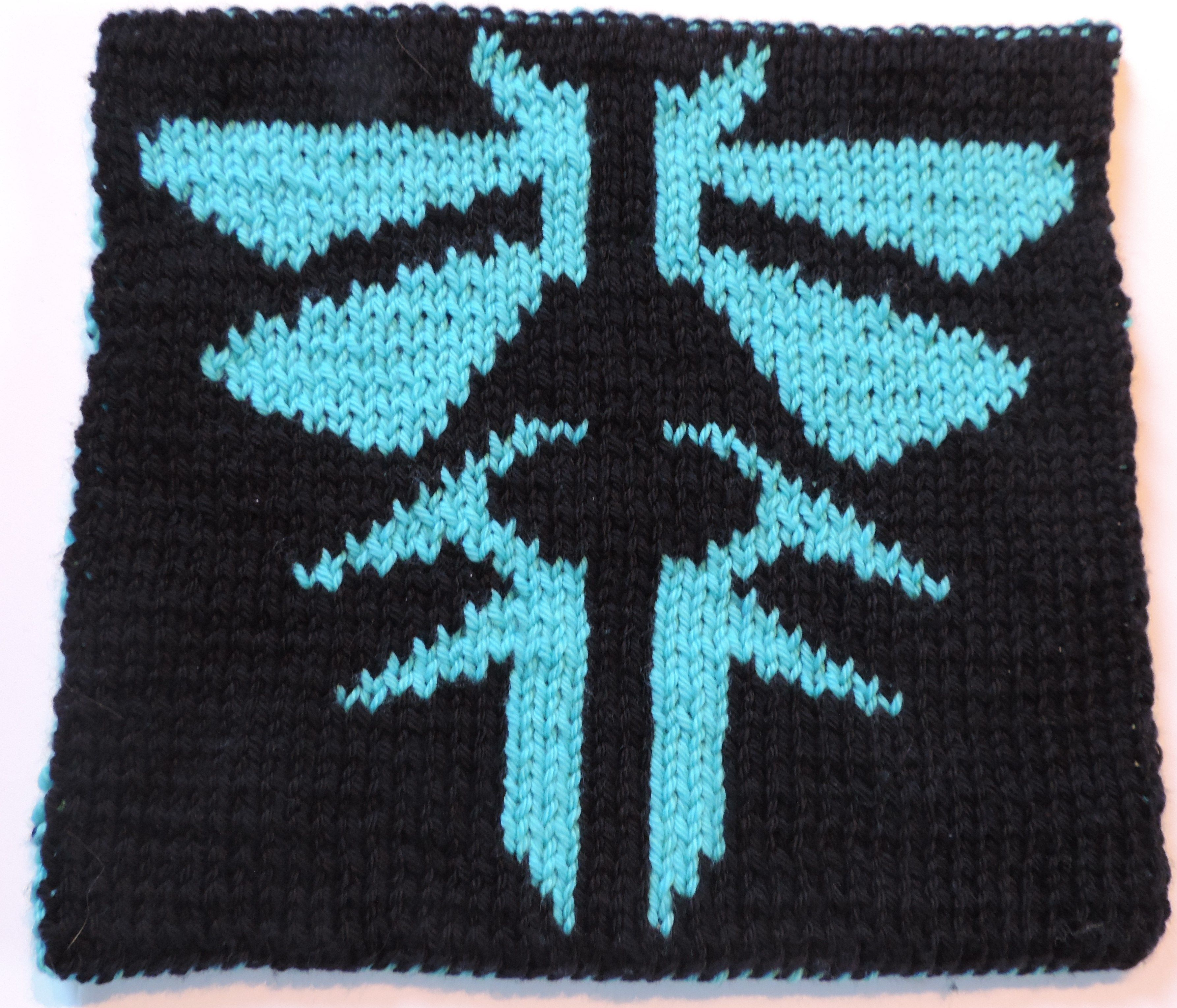 image title   daddy blanket   Pinterest   Fair isle knitting ...