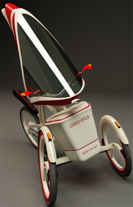 Cikaric Dragan Roadrunner Trike Bike Con Imagenes Triciclo