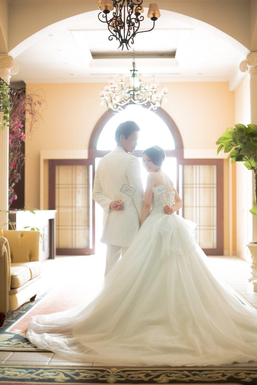 大阪心斎橋の教会ウェディング 結婚式場 大阪セントバース教会 ウェディング 教会 ウェディング ウエディング写真