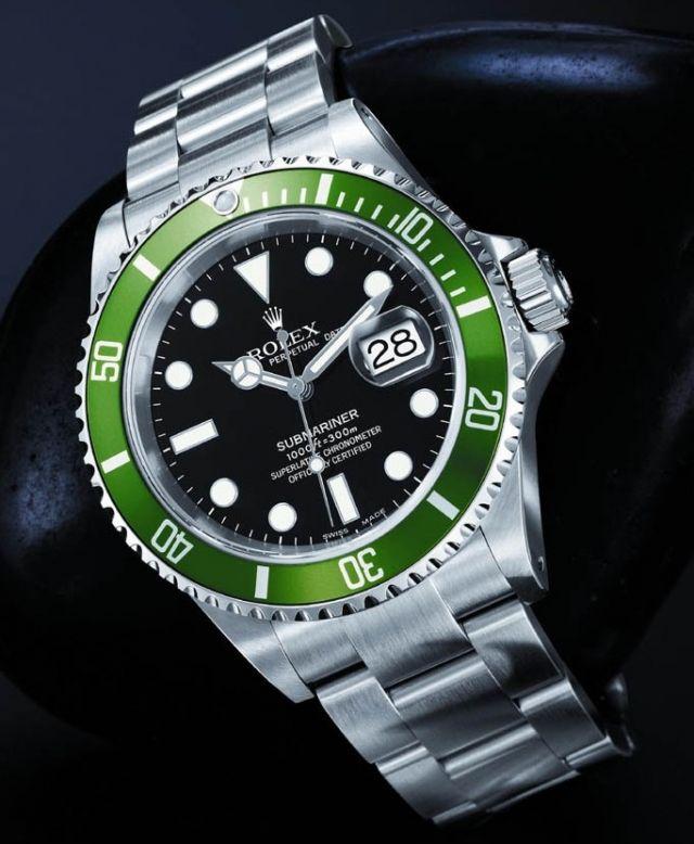 Rolex Submariner Green Price