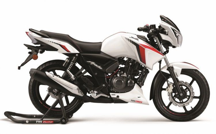 Tvs Apache Rtr 160 Bs6 Price Reaches Inr 1 Lakh Mark Iab Report In 2020 Cool Bikes Bike Rtr