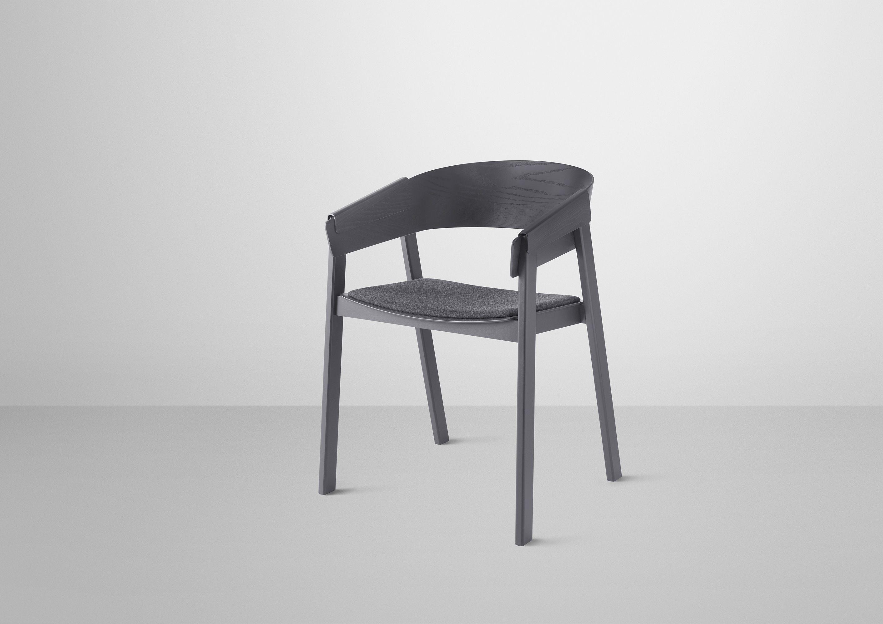 Cover Designed By Thomas Bentzen Muuto Wooden Armchair Chair Modern Scandinavian Design