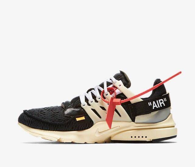 Off-White x Nike Air Presto w/Receipt Size 6 | Kixify Marketplace