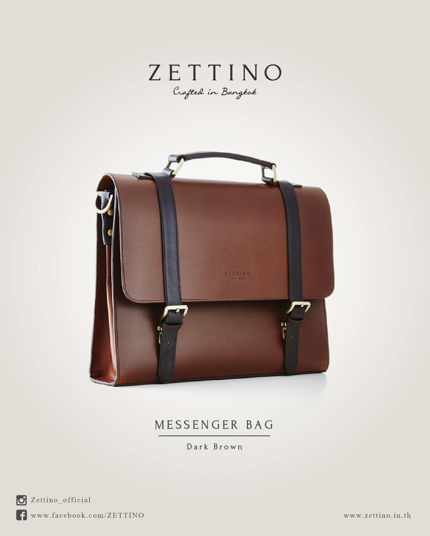 2018 年の「This contemporary look messenger bag is designed ...