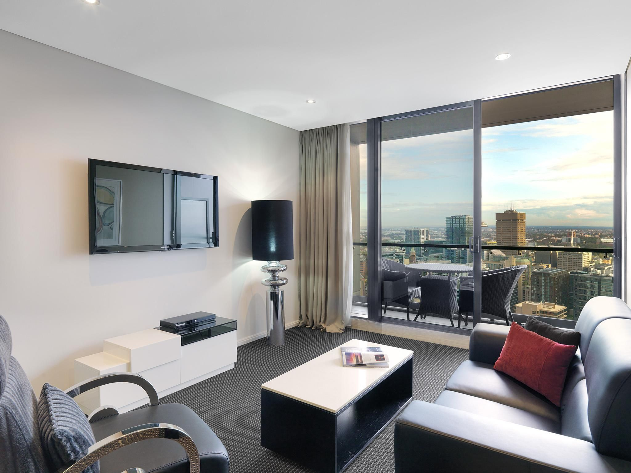 Sydney Meriton Serviced Apartments Campbell Street ...