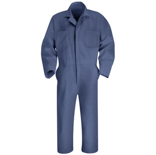 red kap men s twill action back coverall 9 color choices on cheap insulated coveralls for men id=65881