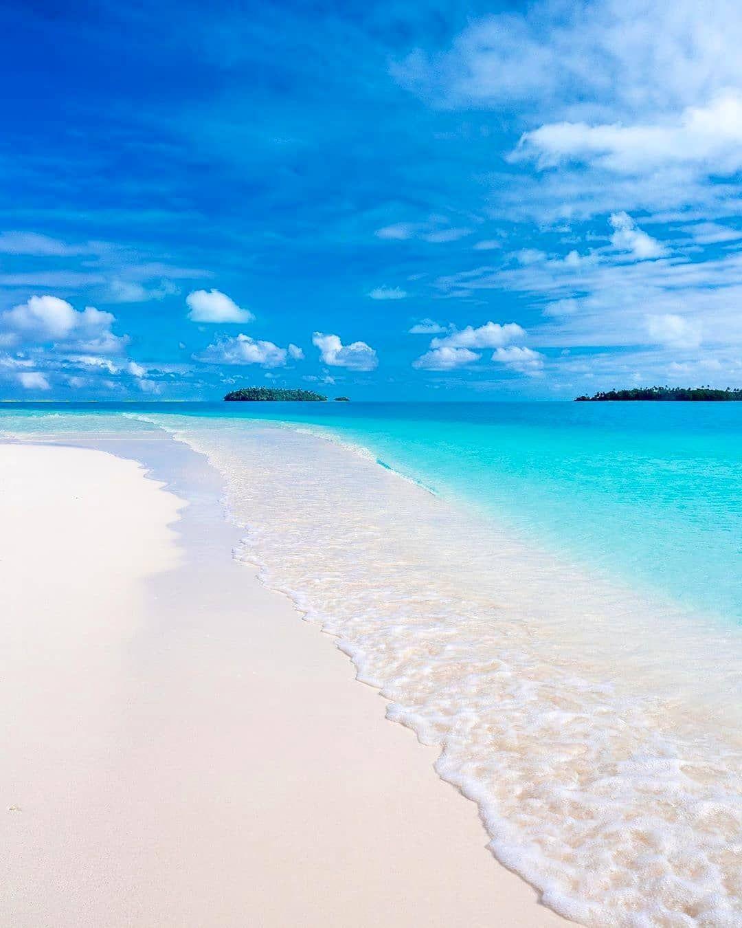"Cook Islands Best Beaches: Australia_o N E L O V E On Instagram: ""One Of The Most"