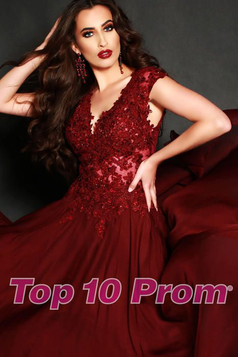 Top 10 Prom Page-64-F64A-18 Top 10 Prom 2018 Catalog-2 Cute Prom Q ...