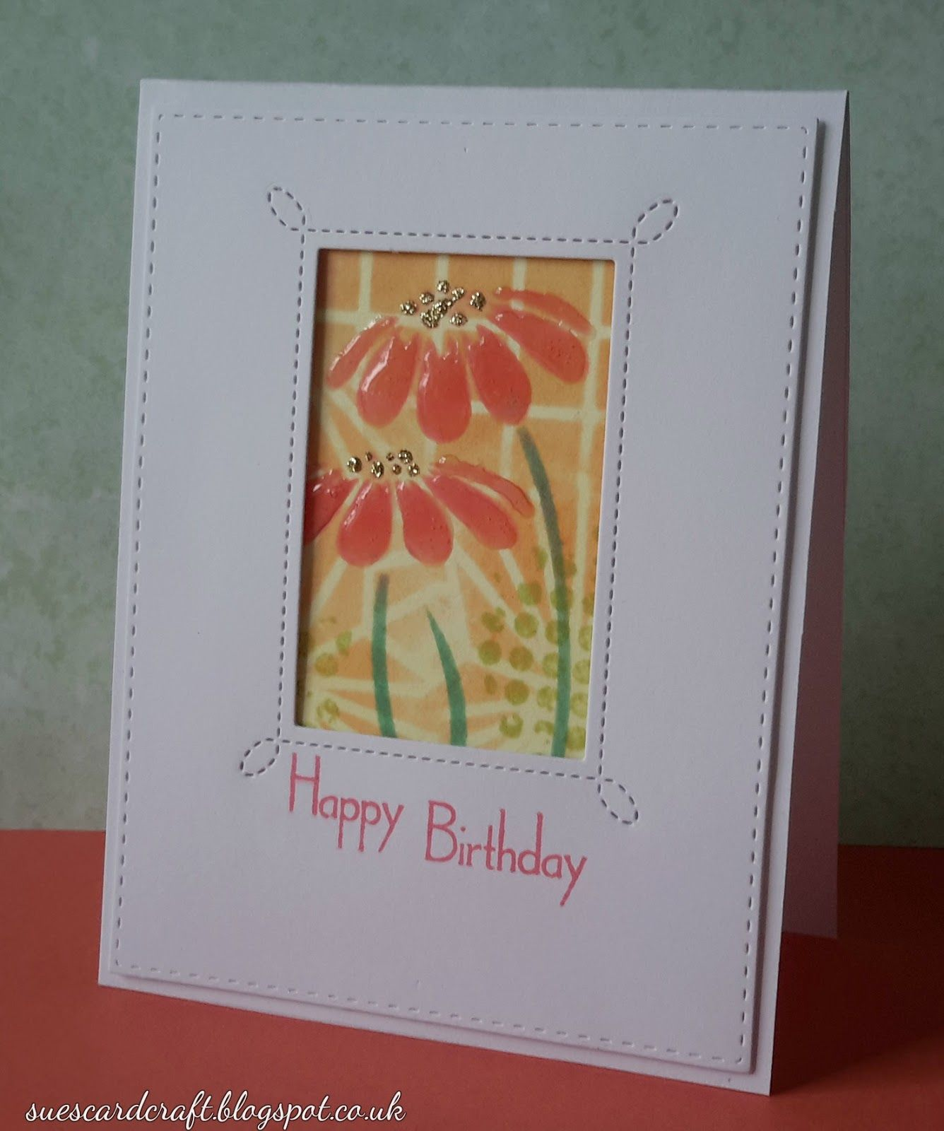 A blog about handmade cards paper crafts rubber stamping